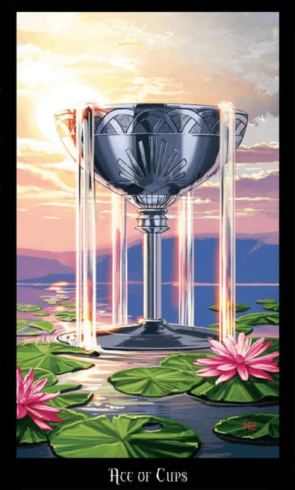 ace of cups love meaning