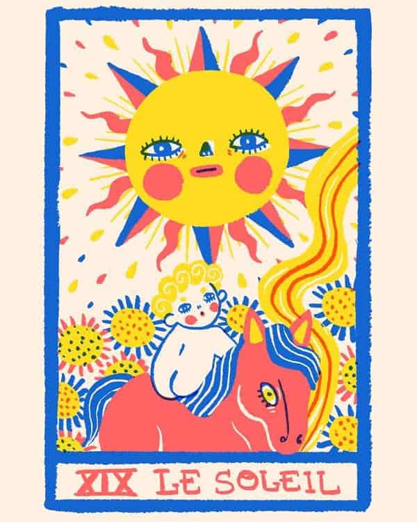 the sun love meaning