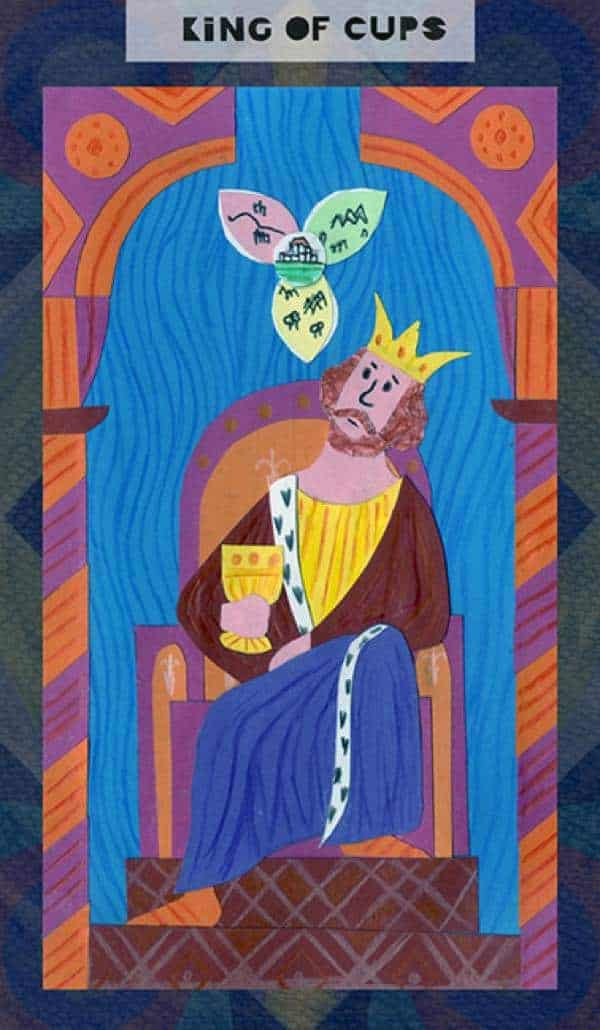 king of cups love meaning