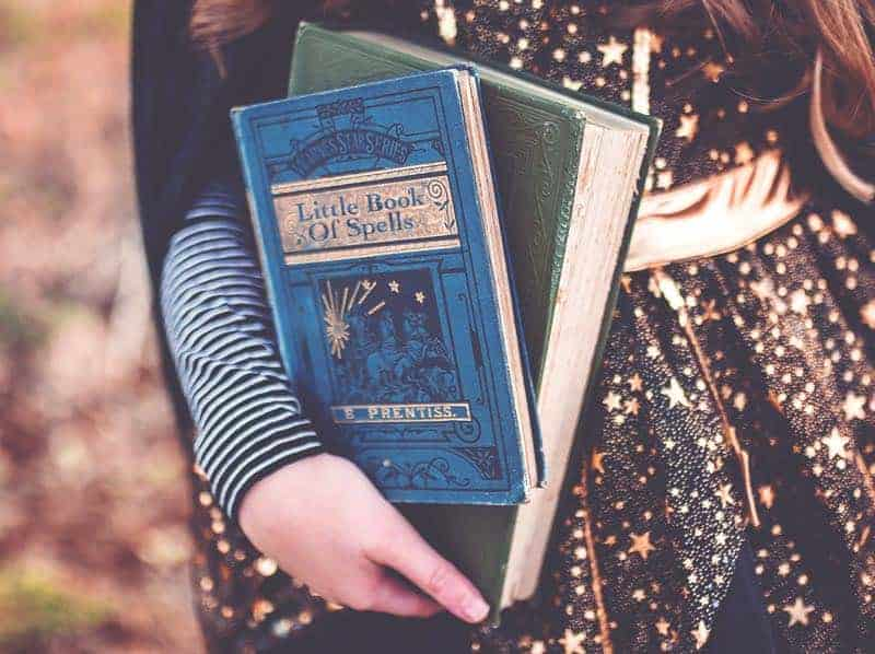 spell books for witches