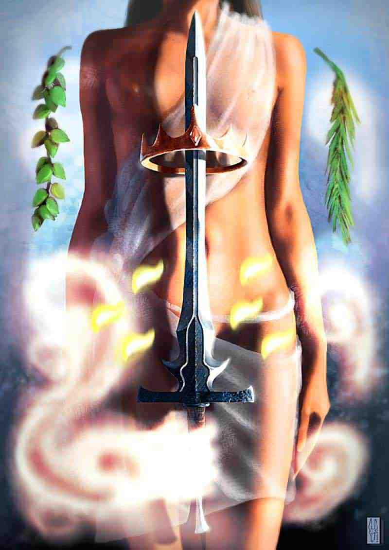 ace of swords love meaning