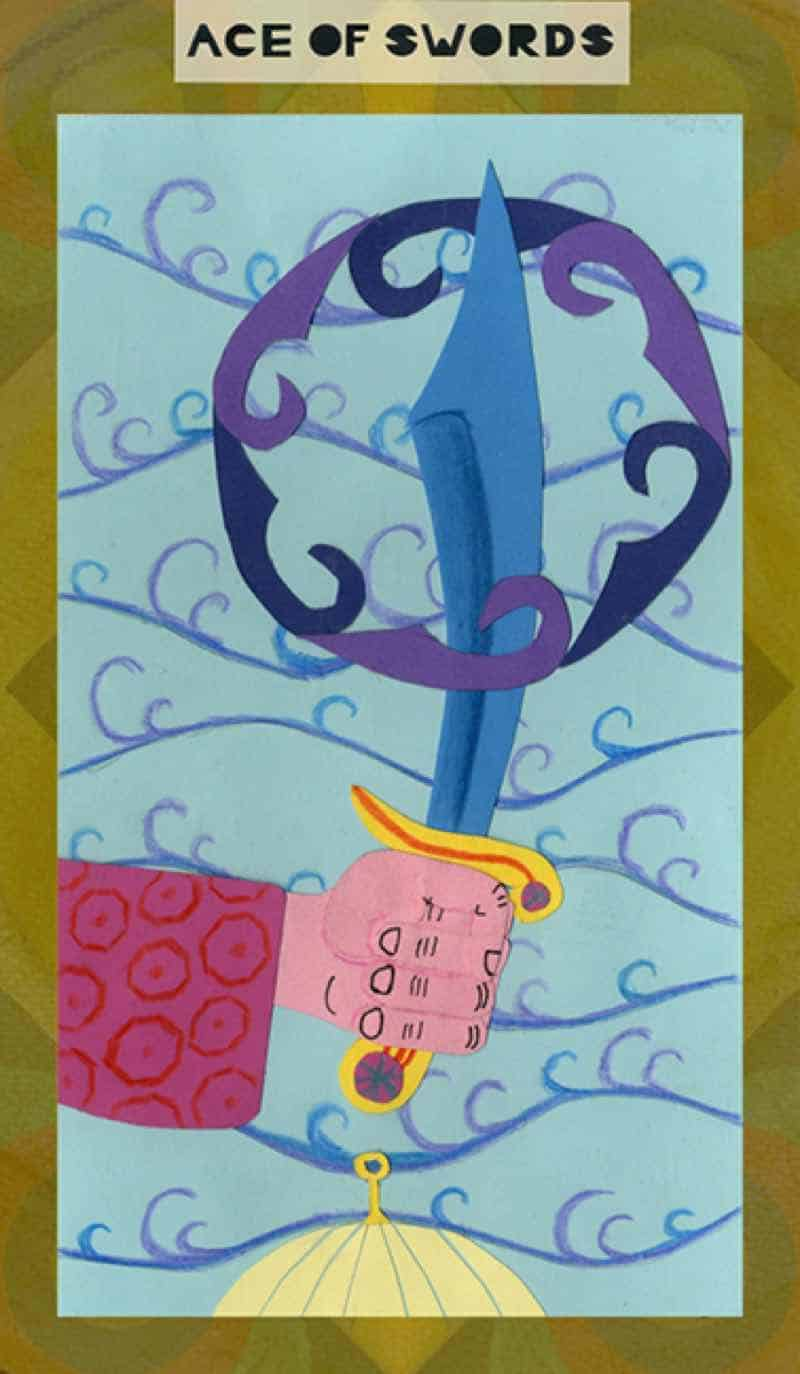ace of swords tarot meaning