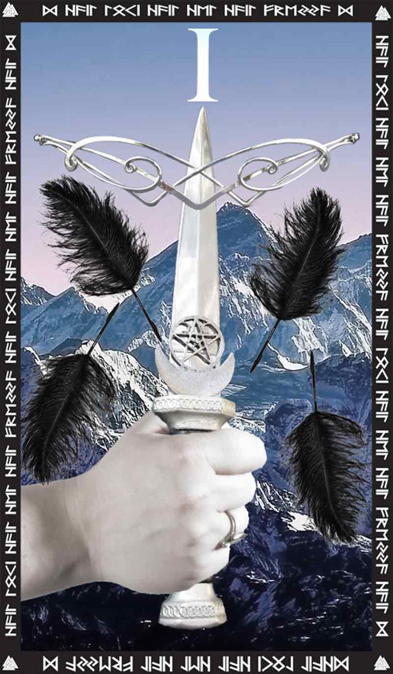 ace of swords yes or no