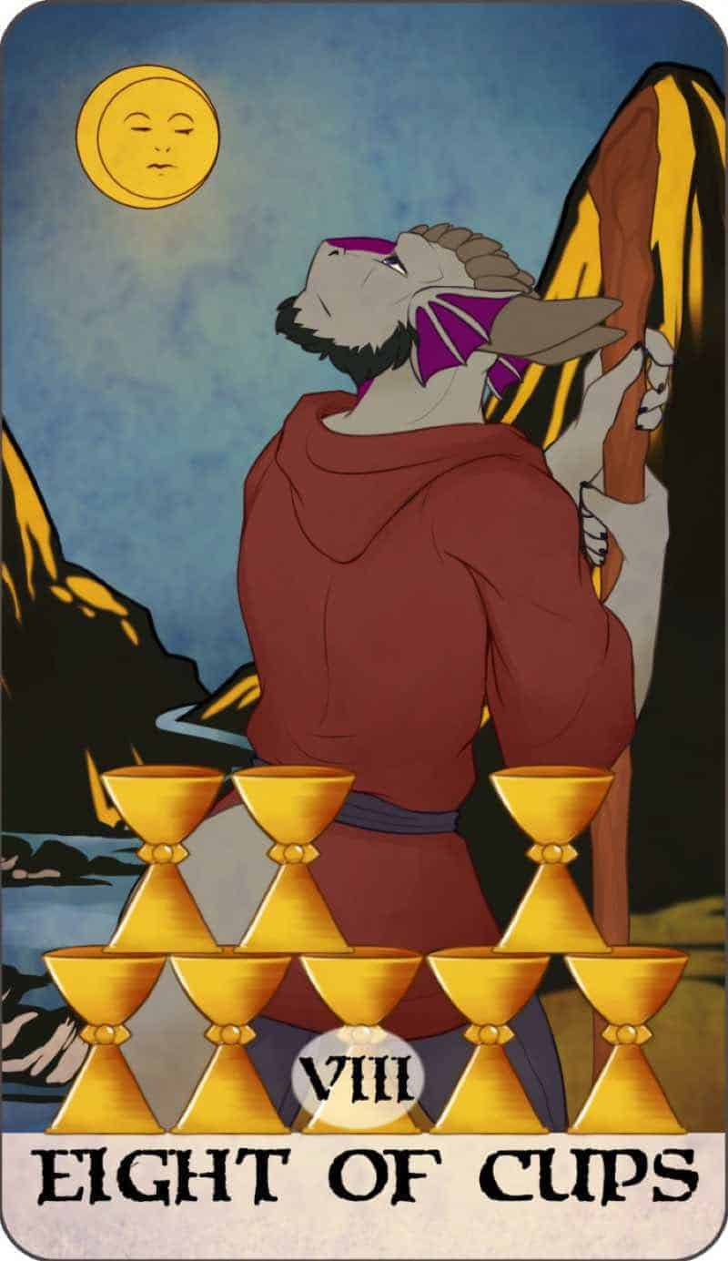eight of cups future