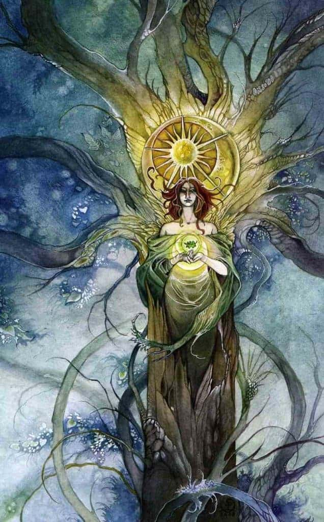 queen of pentacles love outcome