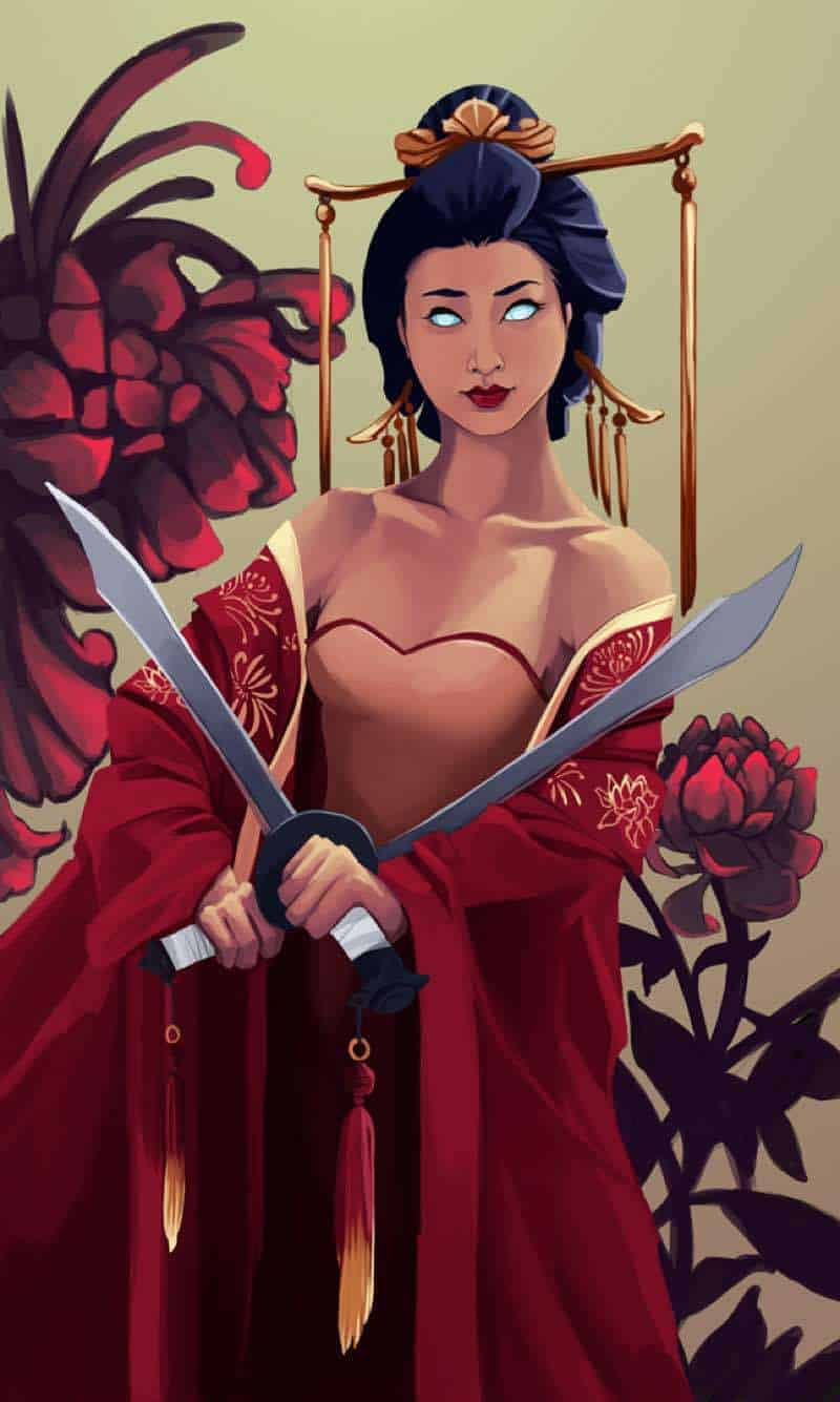 two of swords love meaning