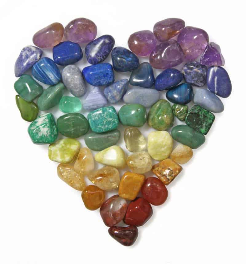 chakra stones meanings colors