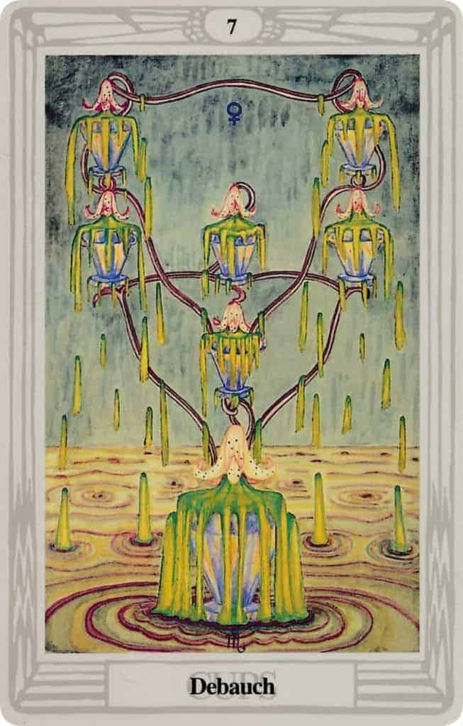 seven of cups psychic revelation