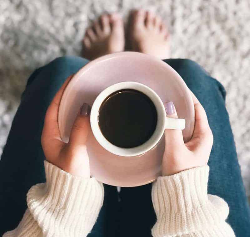 no coffee natural remedy for anxiety