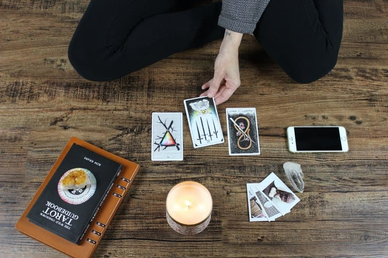 intuition in tarot reading