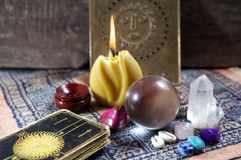 how to cleanse tarot deck