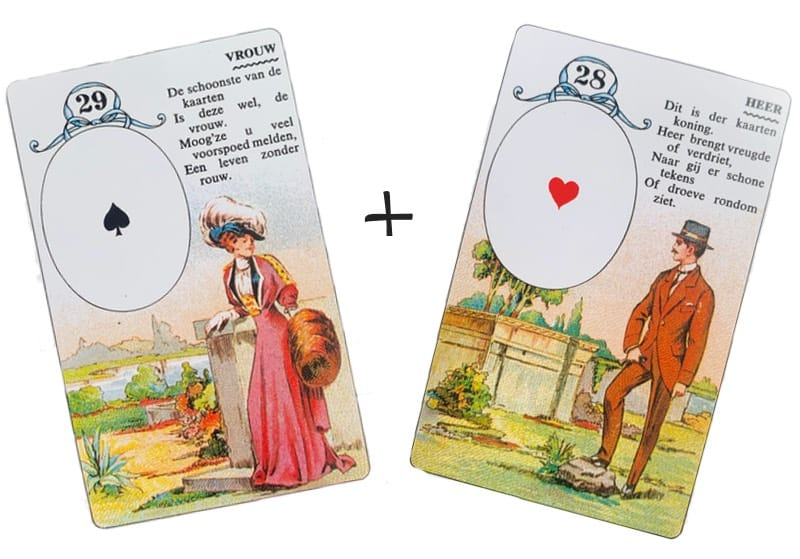 lenormand cards combinations