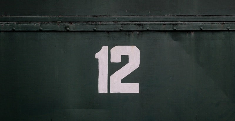 numerology number 12