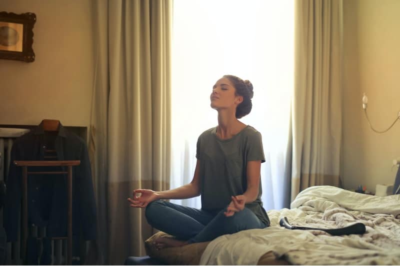 developing abilities with meditation