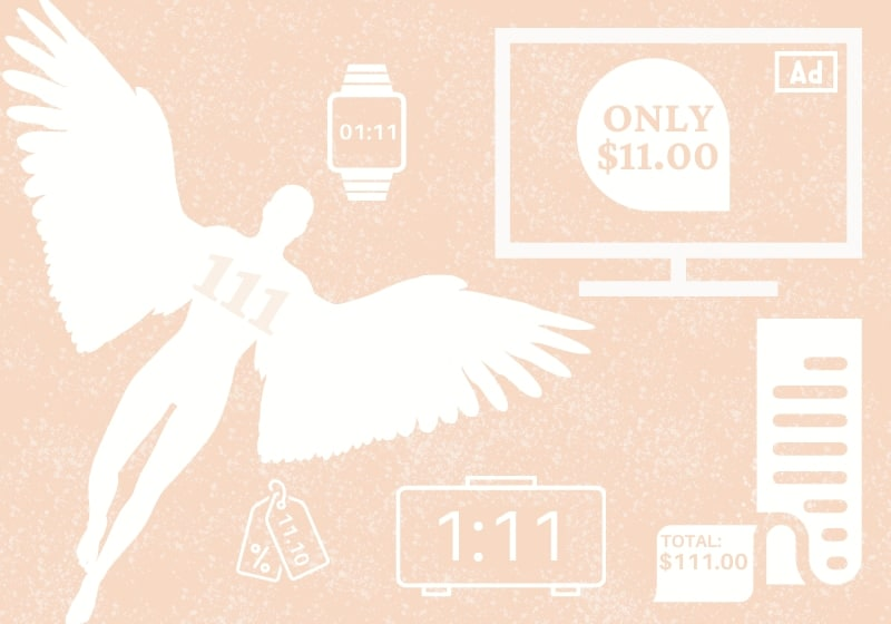 How Angel Number 111 May Appear in our Experience
