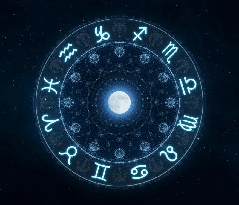 moon reading signs