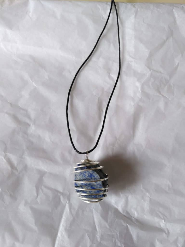 necklace cage 2