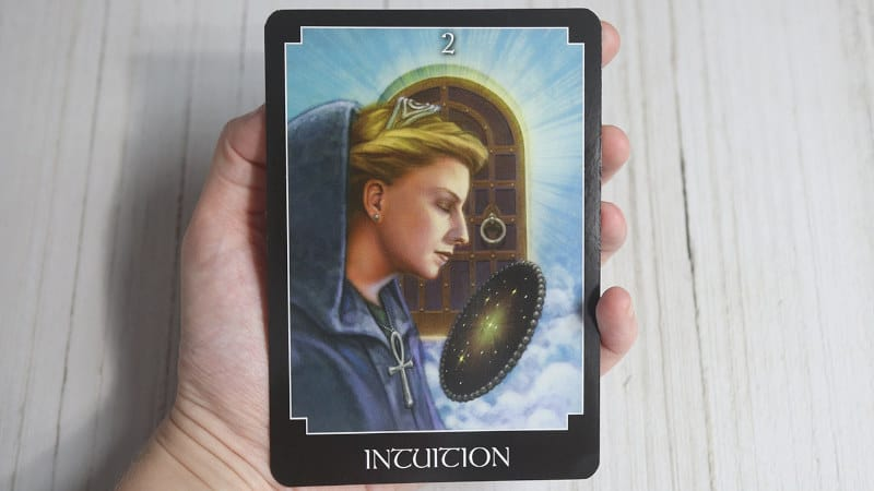 psychic tarot oracle deck cards