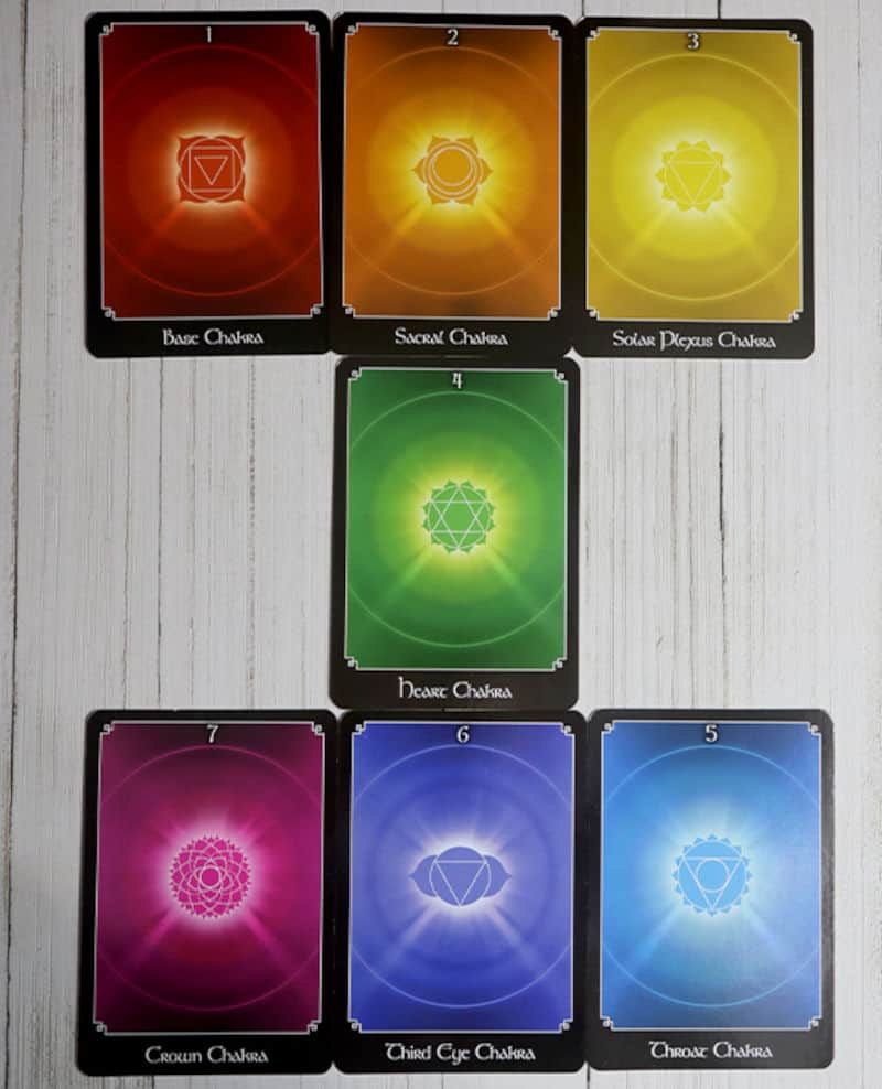 the psychic tarot oracle deck review