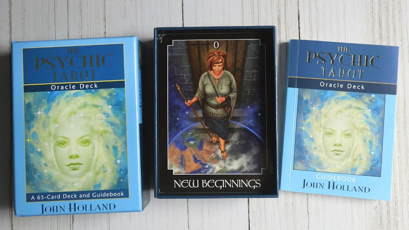 the psychic tarot oracle deck